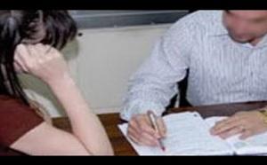 فضيحة مدوية لأستاذ جامعي إبتز طالبة تدرس عنده جنسيا مقابل منحها نقطة إيجابية