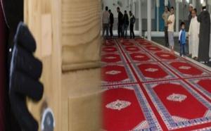 صور.. لصوص ينتهكون حرمة مسجد بالعروي ويسرقون بعض محتوياته