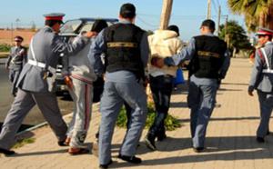 """اعتقال """"كابو"""" التراس نهضة سلوان اثر تورطه في قضية اعتداء على مواطن"""