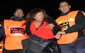 خطير.. اعتقال امراة قتلت زوجها رفقة عشيقها ثم رمته في طريق ساحلية
