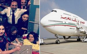 هكذا تدخلت طالبة في الطب لمساعدة سيدة على وضع مولودتها على متن طائرة تابعة للخطوط المغربية