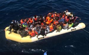 إسبانيا تكشف عن رقم قياسي في عدد المهاجرين الذين أنقذتهم من البحر في ظرف يوم واحد