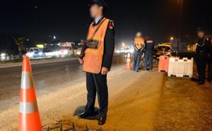 """رجال الحموشي يكثرون من الحواجز الأمنية لمنع """"الحراكة"""" من الوصول لشواطئ سواحل الريف"""