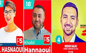 لييج : صعود وجوه مغربية لمجالس البلديات والحناوي ينجح في أول مشاركة سياسية له