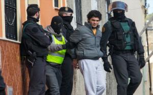 اسبانيا.. السلطات الأمنية تعتقل 3 أشخاص هددوا بتصفية المهاجرين المغاربة