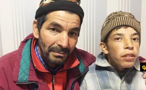 أبٌ فقير من قرى صاكا يناشد مساعدته على توفير مصاريف علاج إبنه المعاق المريض بالقلب