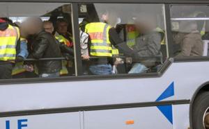 الحكومة الألمانية ترحل 826 شخصا إلى المغرب