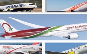 أزيد من 40 رحلة جوية جديدة مقررة انطلاقا من صيف 2019 إلى هذه البلدان