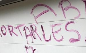 كتابات عنصرية ضد المسلمين ببلجيكا تثير مخاوف من حدوث اعتداءات
