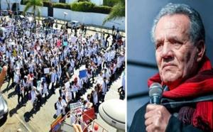 """والد الزفزافي غاضب من رفض أساتذة """"التعاقد"""" المشاركة في مسيرة الأحد المُطالبة بسراح معتقلي الريف"""