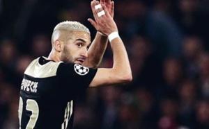 إدارة الأياكس تؤكد رحيل زياش عن الفريق خلال الإنتقالات الصيفية المقبلة