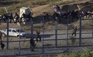أزيد من 1600 مهاجر ينجحون في التسلل بهذه الطرق خلال أقل من سنة