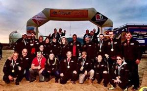 الناظور تحتضن حفل اختتام وتتويج الفائزين في رالي الصحراء