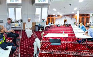 أمسية تواصلية تجمع بين المساجد والكنائس بأمستردام  تزامنا مع فتح دور العبادة المرتقب