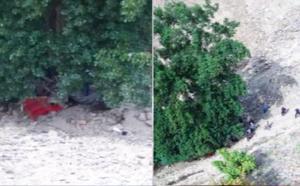 مصرع شخص واصابة خمسة من مرافقيه  اثر انقلاب جرار بالدريوش