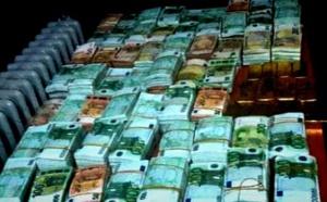 في عملية استعمل فيها السلاح.. حجز 20 كيلوغراما من صفائح الذهب وأزيد من مليوني أورو بوجدة