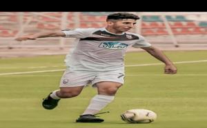 الناظوري كمال بلعربي لاعب فريق المغرب التطواني المصاب بفيروس كورونا يغادر المستشفى