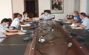 المجلس الإقليمي للدريوش يطلق صفقة بناء سياجات واقتناء خزانات للمياه