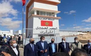 """""""تجول"""" زعماء الأحزاب المغربية في الكركرات يفضح """"الانتصارات"""" الوهمية للانفصاليين"""