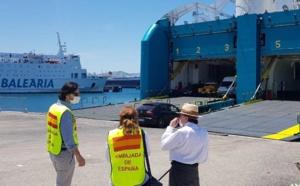 السفارة الإسبانية بالمغرب تعلن تنظيم رحلة بحرية جديدة نحو إسبانيا