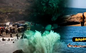 """شاهدوا.. وثائقي يكشف خبايا ومميزات شواطئ """"ثزاغين"""""""