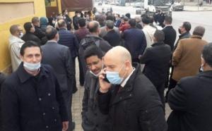 شخص يعتدي على مدير مؤسسة تعليمية ببني انصار لاصطحاب تلميذة بالقوة