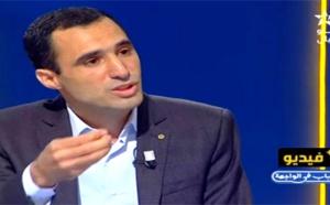 رئيس مجلس جماعة بوعرك يقارع موضوع استحقاقات 2021 وتحدي إعادة الثقة للشباب على القناة الأولى
