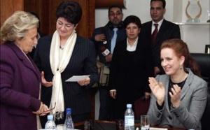 صديقة الأميرة سلمى تخوض غمار الانتخابات في جماعة قروية بألوان الحمامة !