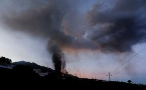 السلطات الإسبانية تغلق مطار لابالما بجزر الكناري بسبب سحاب الرماد البركاني