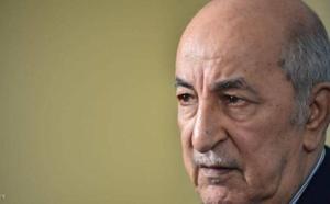 """بسبب دعمها لمغربية الصحراء.. الرئيس الجزائري """"تبون"""" يهاجم الصحافة الموريناتية"""