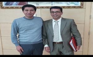 جدل واسع بالناظور بسبب منع المحمودي من المنافسة على رئاسة المجلس الإقليمي