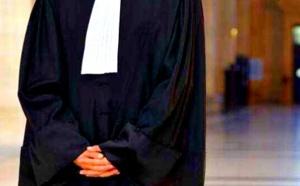 إدانة محامي بالسجن النافذ بتهمة السب والشتم في حق قائدة مقاطعة