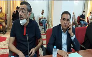 سعيد الرحموني رئيسا للمجلس الإقليمي ب 12 صوتا