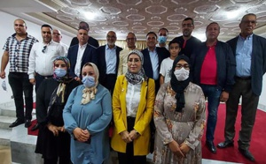هكذا مرت أجواء انتخاب سعيد الرحموني رئيسا لمجلس اقليم الناظور