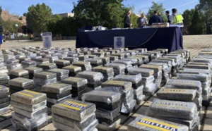 في عملية أمنية مشتركة.. تفكيك اكبر شبكة لتوزيع الكوكايين في اوروبا