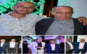 فعاليات سياسية ومدنية تحتفي بزفاف يوسف عزوز