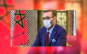 بلاغ هام من الديوان الملكي حول ترأس الملك محمد السادس لأول مجلس وزاري للحكومة الجديدة