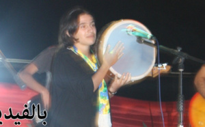"""لينا الشريف فنانة صاعدة تسير بثبات رفقة فرقتها """"أزير"""" نحو إيجاد موطأ قدم في الساحة الفنية"""