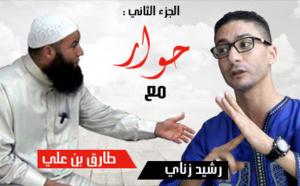 بنعلي لزناي: أشكر العرب الذين أخرجونا من الظلمات وإن كنت مسلما عليك إفشاء السلام