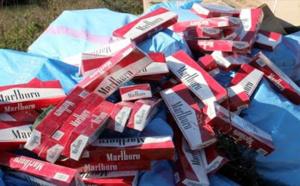 القبض على مروّج للسجائر المهربة وبحوزته 500 علبة من مختلف الأنواع بالناظور