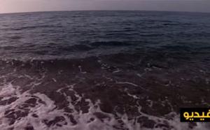 بالفيديو.. جولة داخل شاطئ سيدي إدريس بتمسمان تظهر نقاء و صفاء مياهه