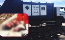 صور... العثور على رضيع حديث الولادة بمطرح النفايات نقلته شاحنة من المنطقة العمرانية الجديدة بسلوان