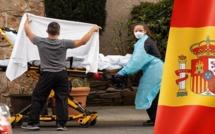 """إسبانيا.. ارتفاع الوفيات بـ""""كورونا"""" إلى 757 حالة والحصيلة 14 ألفا 555 حالة وفاة"""